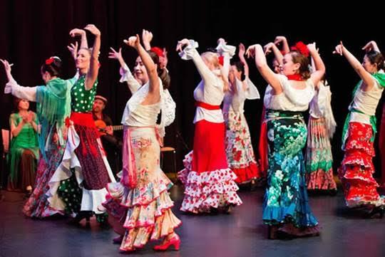Flamenco Studio - Term 2 Flamenco Dance Classes
