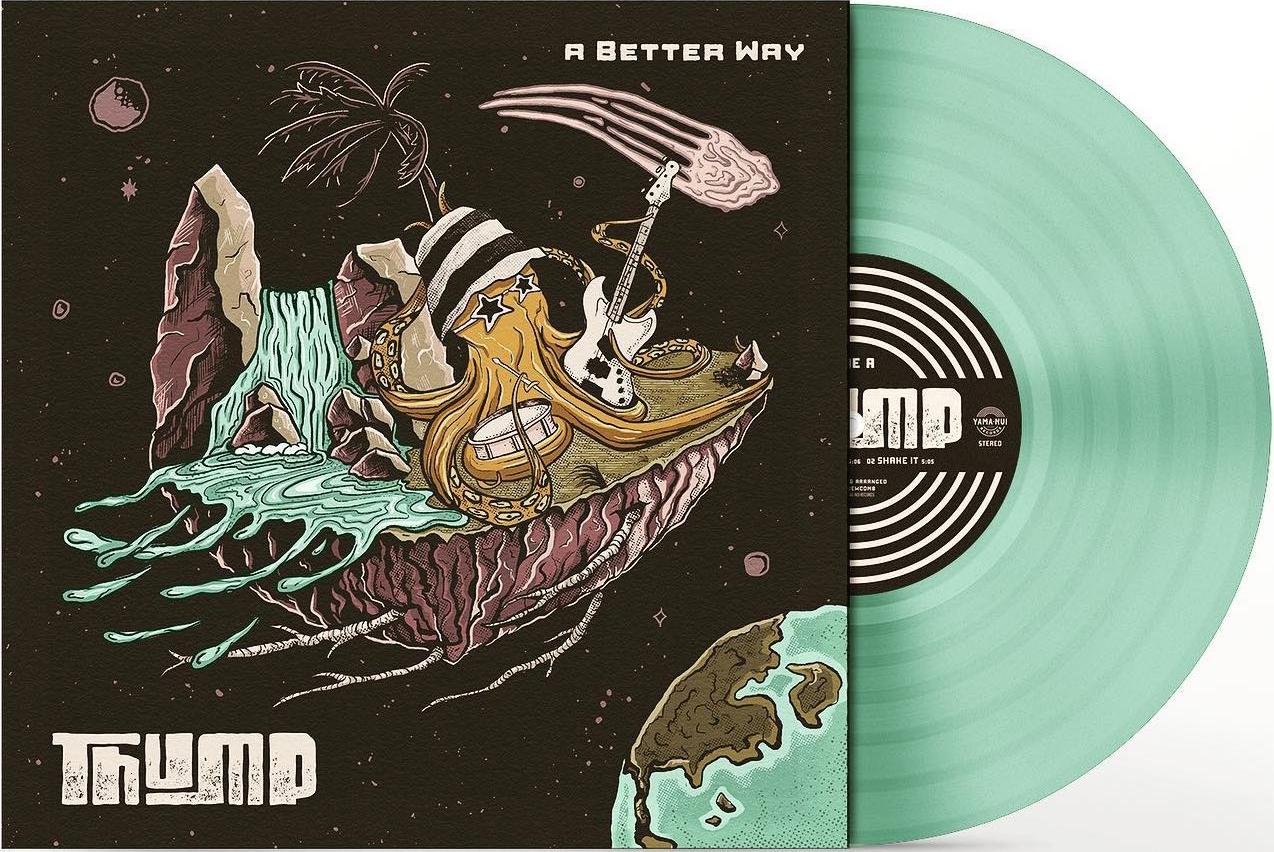 THUMP 'A Better Way' Album Launch