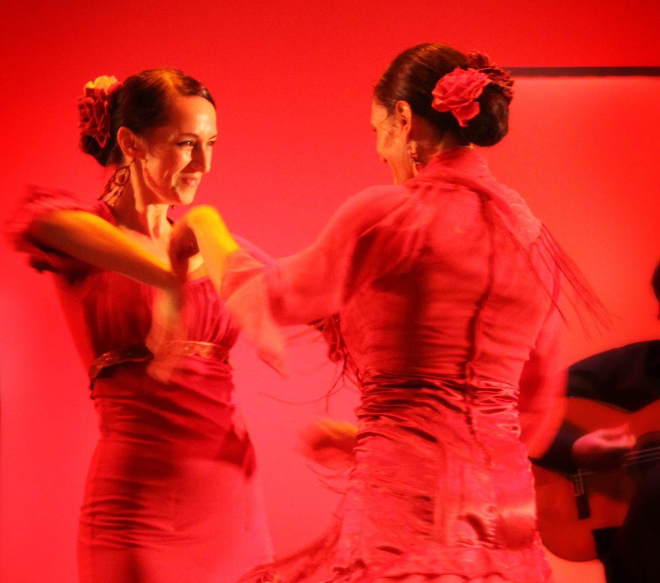 Flamenco Studio - Term 4 Dance Classes