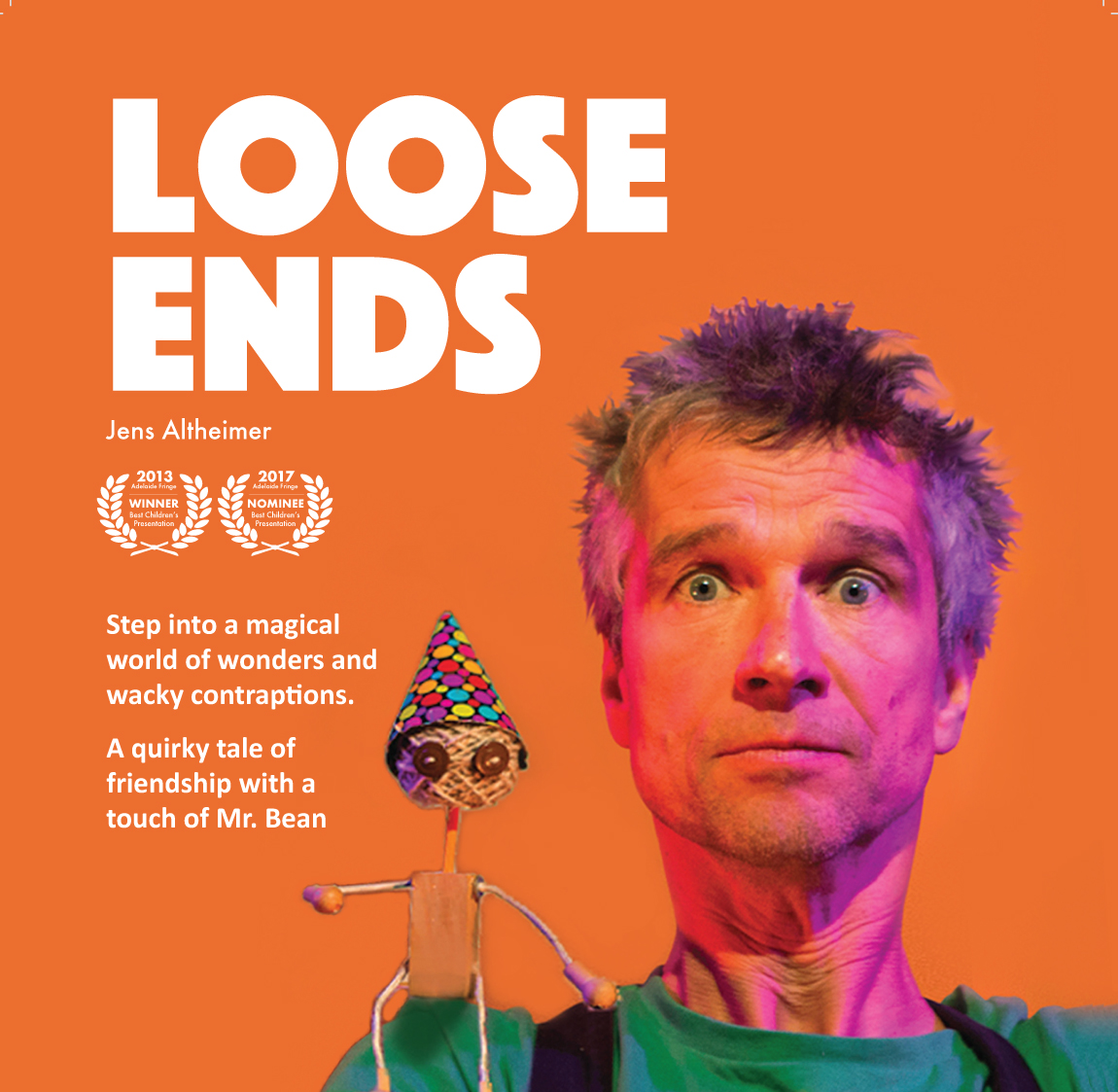 Loose Ends Queensland Tour