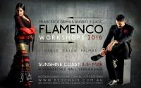 "Flamenco Workshop Series with Francesca ""La Chica"" Grima and Andrej Vujicic (Sunshine Coast)"