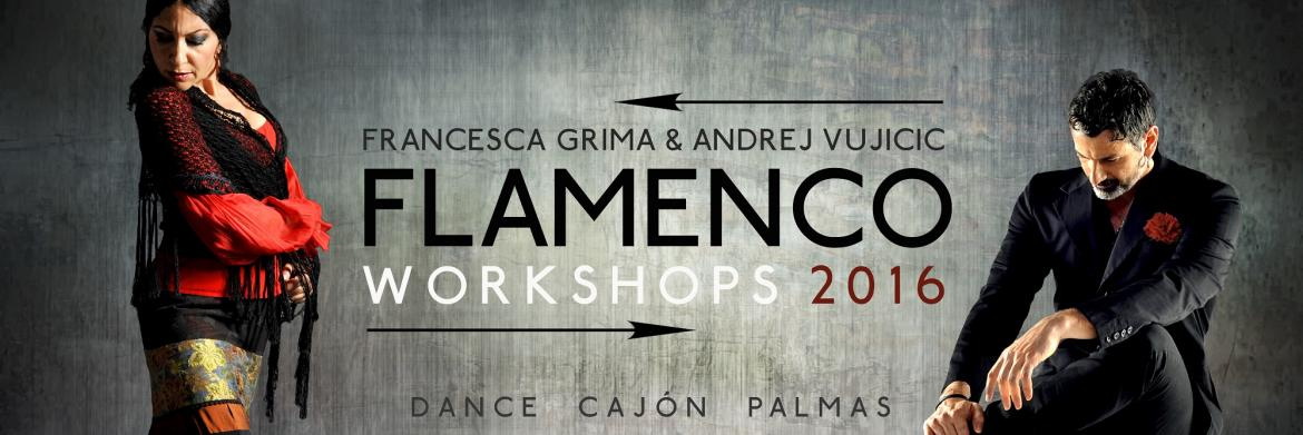Flamenco Workshop Series (Sunshine Coast - Feb/Mar 2016)