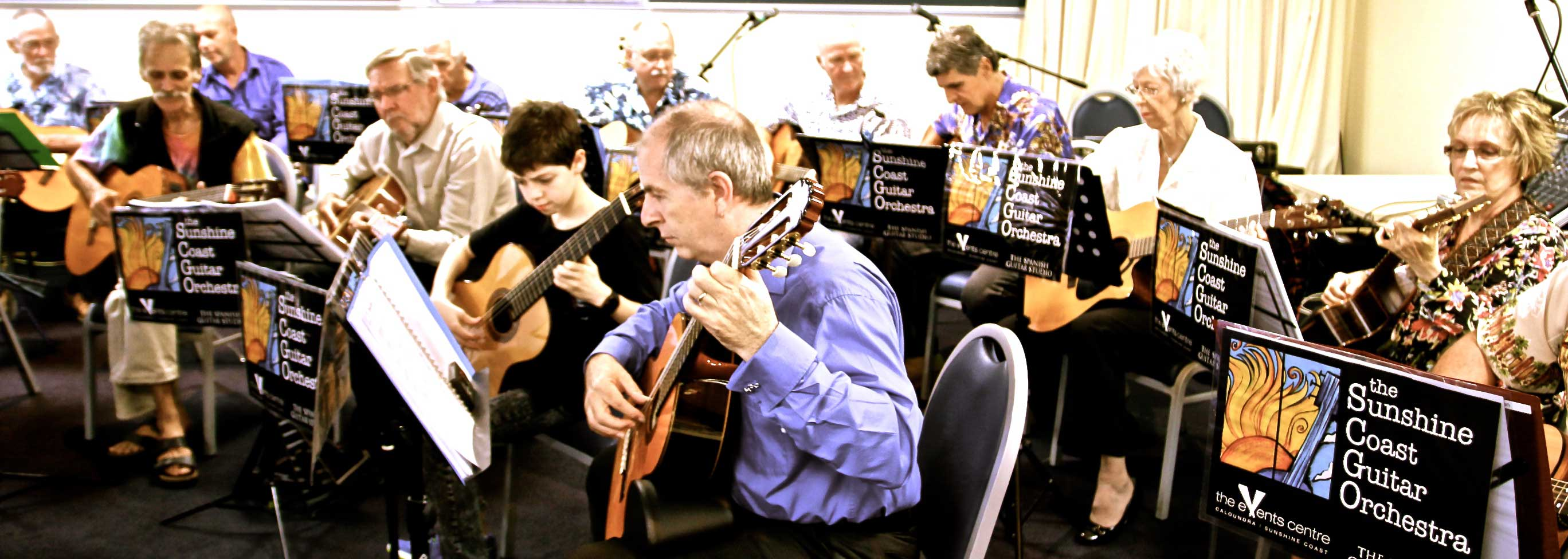 Sunshine Coast Guitar Orchestra