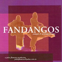 Fandangos - compás and accompaniment CD