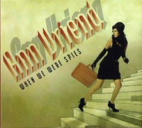 Ann Vriend - When We Were Spies CD