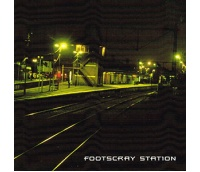 Way Out West - Footscray Station CD