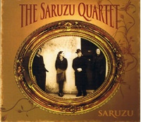 Saruzu Quartet (The) - Saruzu CD