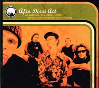 Afro Dizzi Act - Go with the 'Fro 2000-2003 CD