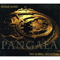 Ingrid James - Pangaea (The Global Collective) CD