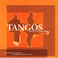 Tangos - compas and accompaniment CD