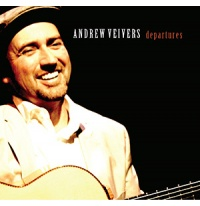 Andrew Veivers - Departures CD